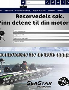 Alt innen båt og båtutstyr Telmo