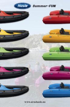 Hasle SummerFun Båt